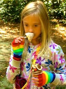 Rainbow sniff