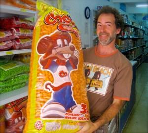 Mexican cheetos